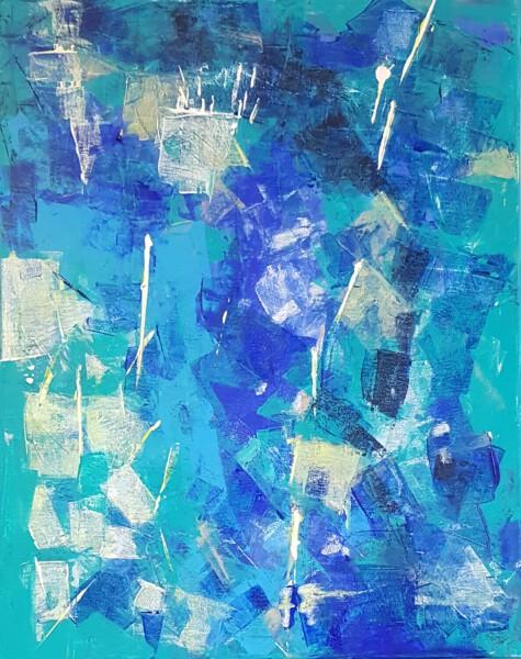 Abstrakcje letnie (2 obrazy)
