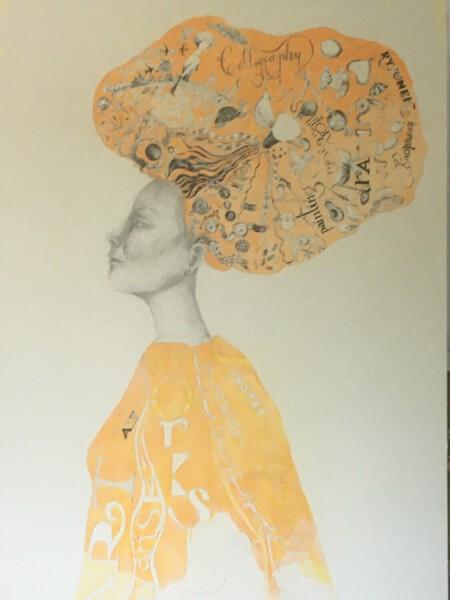 """""""Lady in Orange"""""""