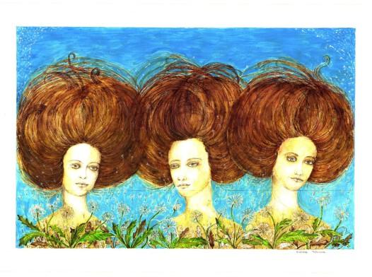 """""""Three Ladies"""""""