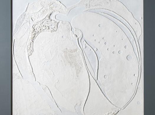 Biały 4 - Jabłko Adama