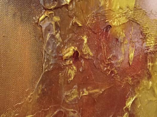 """gold waterfalls"""
