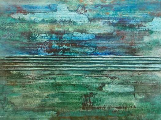 Fragment 97 -  z cyklu Morza i porty