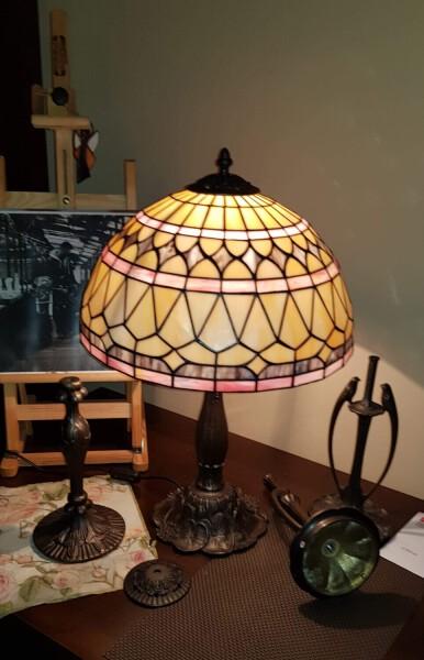Repliki lamp Tiffaniego