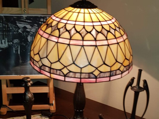 Repliki lamp Tiffaniego