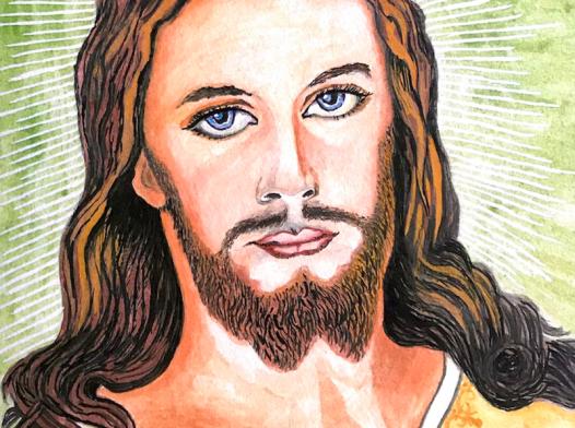 Jezus.