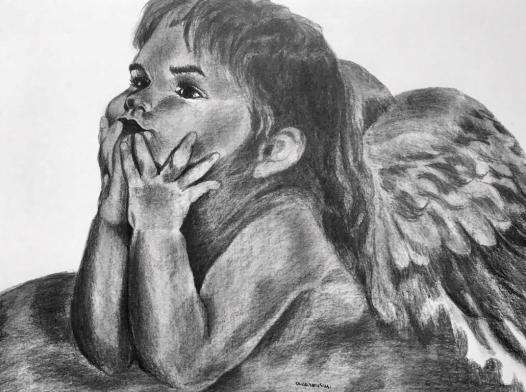 Anioł.