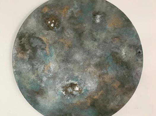 Moon - obraz olejny